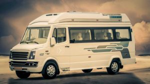 Tempo Traveller rental online taxi booking service one way cab outstation